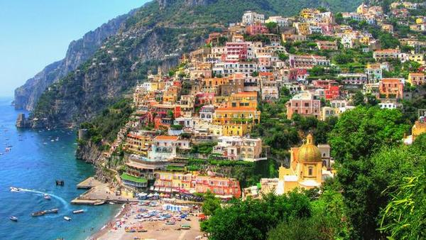 Amalfi Coast International Summer Camp Image
